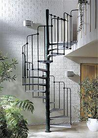 Gut gemocht Außentreppe Bausatz Aussen Treppen.Holzkomplett.de KD02
