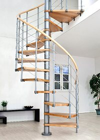 spindeltreppe bausatz spindel treppen. Black Bedroom Furniture Sets. Home Design Ideas